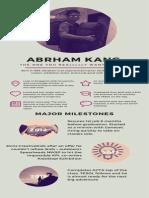 Abraham Kang Resume 2015