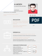 Curriculum Jose Herrera Mesen
