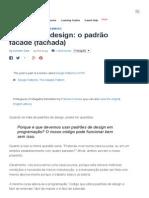 Padrões de design_ o padrão facade (fachada) - Tuts+ Code Tutorial