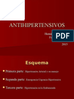 AntiHipertensivos 2015