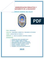 Informe de Fisica Mediciones 2
