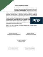 ACTA ENTREGA TERRENO INICIO OBRA QH.doc