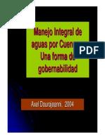 Manejo Integral Cuencas