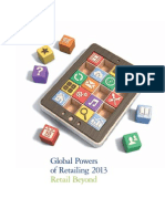 Global Powers of Retailing 20131