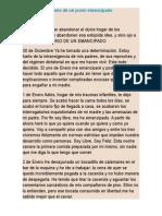 Diario de Un Joven Emancipado-humor