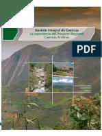 Gestion Integral de Cuencas - Proyecto Regional Cuencas Andinas - 2007