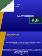 Procesal_organico_ jurisdiccion