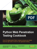 Python Web Penetration Testing Cookbook - Sample Chapter