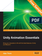 Unity Animation Essentials - Sample Chapter