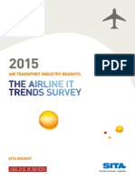 Airline It Trends Survey 2015