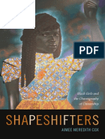 Shapeshifters by Aimee Meredith Cox