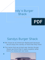 Sandy's Burger Shack
