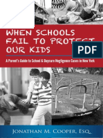 eBook When Schools Fail to Protect Our Kids