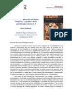 Review_Coderch_Realidad-Interaccion y Respuesta Del Autor - Carlos Rodriguez Sutil y Joan Coderch