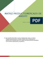 d14 Matriz Producto Mercado de Ansoff-1