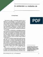 Gerenciamento Ambiental e a Indústria de Mineração