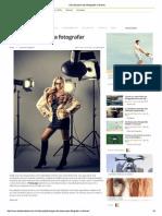 Guia de Poses Para Fotografar Mulheres