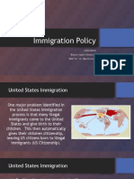 formation of policy - annis