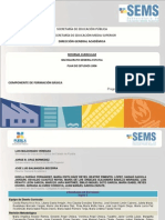 Ingles II PROGRAMA DE ESTUDIOS SEP