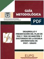 Guia Metodologica UNFV