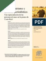 Adultocentrismo y Discurso Periodístico