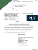 STELOR PRODUCTIONS, INC. v. OOGLES N GOOGLES et al - Document No. 55
