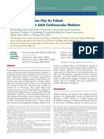 Developing an Action Plan for Patient Radiation Safety in Adult Cardiovascular Medicine