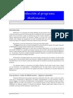 Introducción Al Mathematica