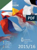 Handbook URJC Ingles 15-16.Doc.ultimo