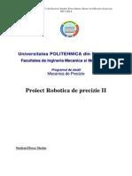Proiect Robotul SCARA Master