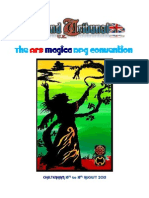Ars Magica - Grand Tribunal UK - Flyer (2013)