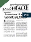 Frack Ban Pre-Exemption Money (April 10, 2015) Texas for Public Justice