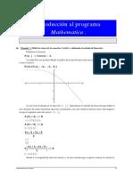 Métodos de Resolucion Aproximada de Ecuaciones