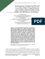 DMS DGS Filter