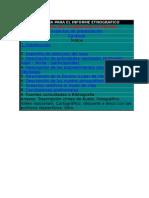 Esquema de Informe Etnográfico U Católica Guayaquil