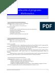 Ejercicios de Matrices y Vectores Con Mathematica