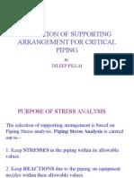 Pipinjjg System Design Philosophy