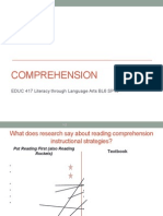 comprehension ppt educ 417 bl6 sp15