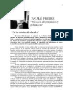 FREIRE - De Las Virtudes Del Educador