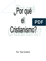 Comfort Por Que Elcristianismo