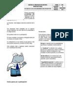 HSEQ - F - 019 Encuesta Clima de Seguridad de Pacientes