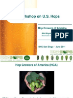 2011 - Workshop on US Hops - Matt Brynildson