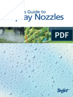 A User's Guide to Spray Nozzles