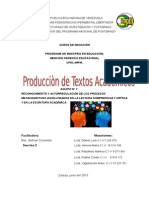 EQUIPO Nº 3 Produccion de Textos Academicos