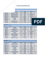 Copa Chile 2015-2016 Fixture