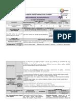 Planificacion Institucional 1ero Egb Floricelda Palma