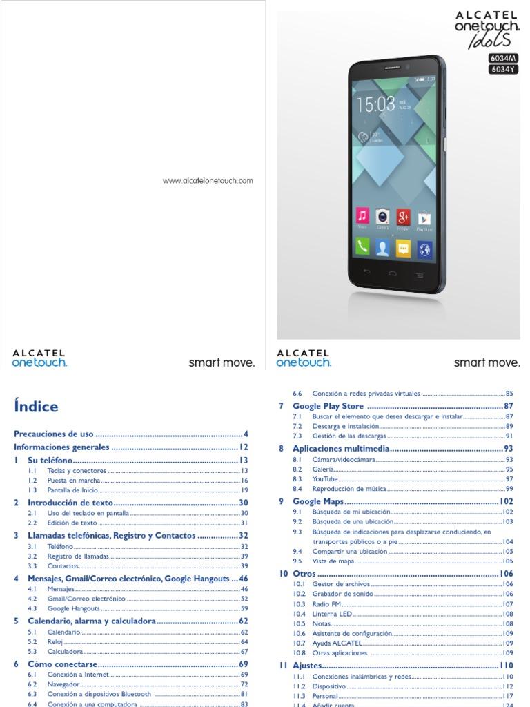 Alcatel Touch Idol s