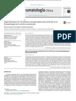 Fisiopatología de AR