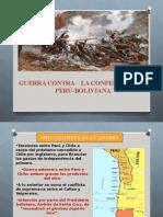 Guerra Contra La Confederacion Peru- Boliviana II