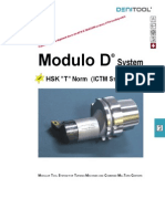 Deni Tool Modulo D